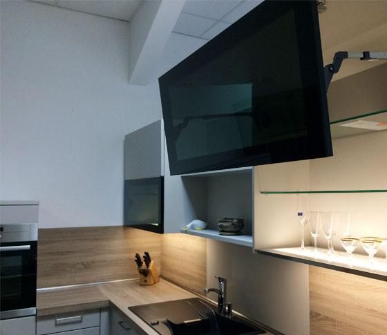 Junge Küchen